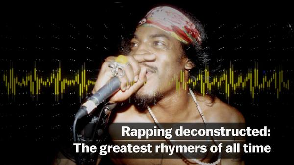 How the greatest rappers of all time craft their...