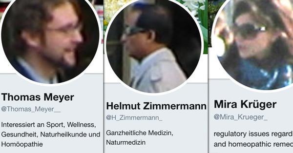 Ein Netzwerk von rund 70 Bots macht auf Twitter Stimmung für Homöopathie und wow, die Recherche war ein wilder Ritt