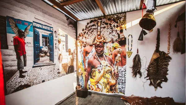 Ghana Mobile Museum Initiative to Showcase Cultural History Told By Ghanaians