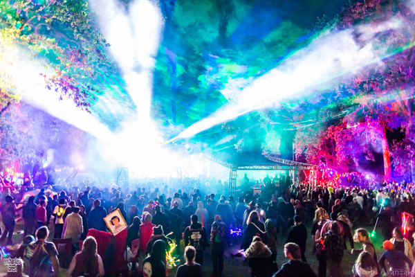 Enchanted Forest Brings Great Music, Wellness, Yoga To Beautiful Northern California Landscape - Magnetic Magazine