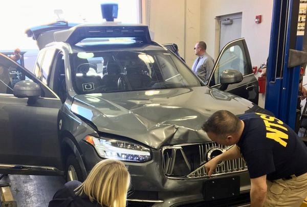 Uber's self-driving car detected pedestrian 6 seconds before fatal crash | VentureBeat