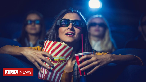 Cinema fizzy drinks contain 'concerning' bacteria levels - BBC News