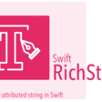 NSAttributedString In Swift Using SwiftRichString 2