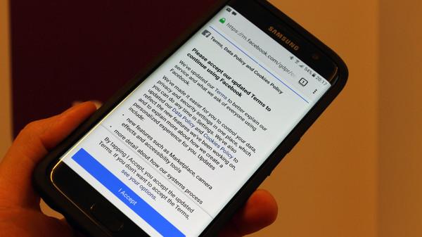 DSGVO-Beschwerden gegen Android, Instagram, Whatsapp und Facebook: Max Schrems legt los | heise online