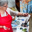 Beauty of Oils Art Classes with Terrill Welch | Canadian Contemporary Artist Terrill Welch