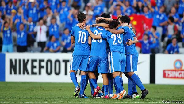 Dieser chinesische Fußballklub setzt auf die eigene Jugend – und will dafür Barcelonas Jugend-Konzept kopieren