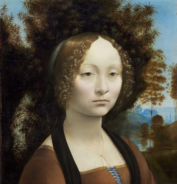 Wreath of Laurel, Palm was Mona Lisa 1.0