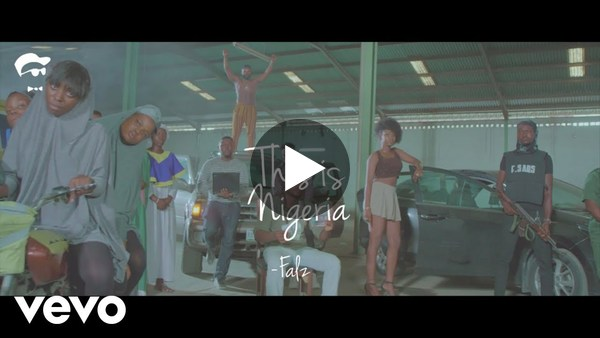 """This Is Nigeria"" - A socio-cultural parody based off Childish Gambino's ""This is America"""