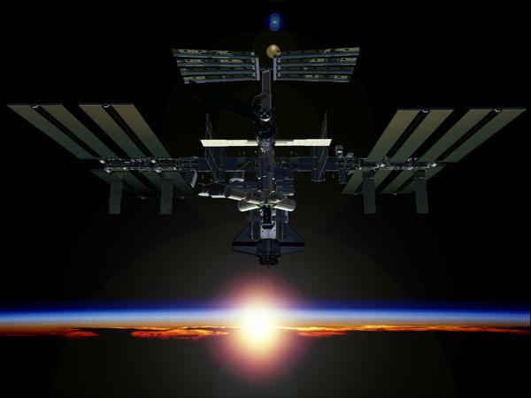 Jak zobaczyć Międzynarodową Stację Kosmiczną [MAJ 2018] – Crazy Nauka