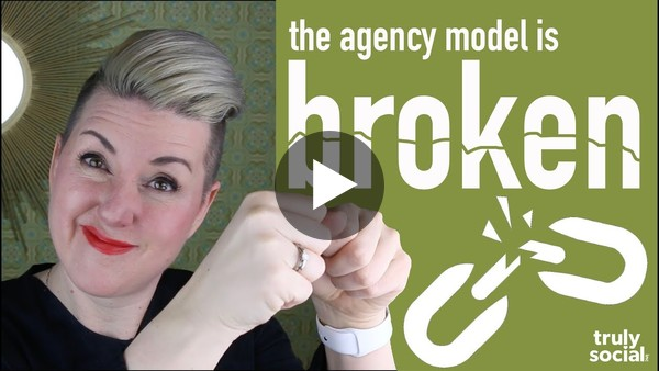 Why The Agency Model is Broken - YouTube