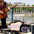 London launches world's first contactless payment scheme for street performers