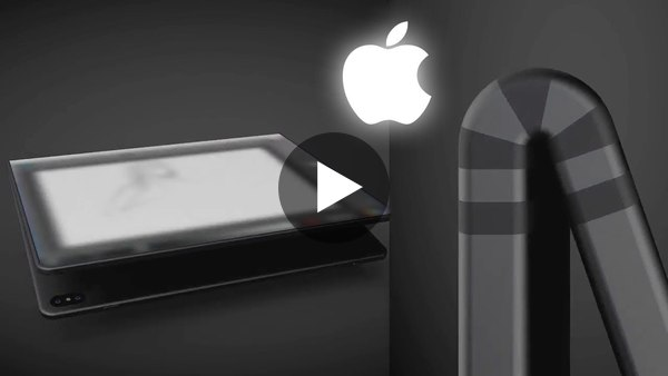 iPad 2019 Foldable Screen | MacPad Pro | Concept - YouTube