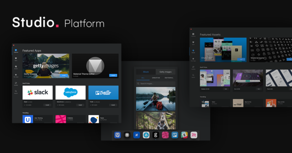 InVision Studio. And the Platform.