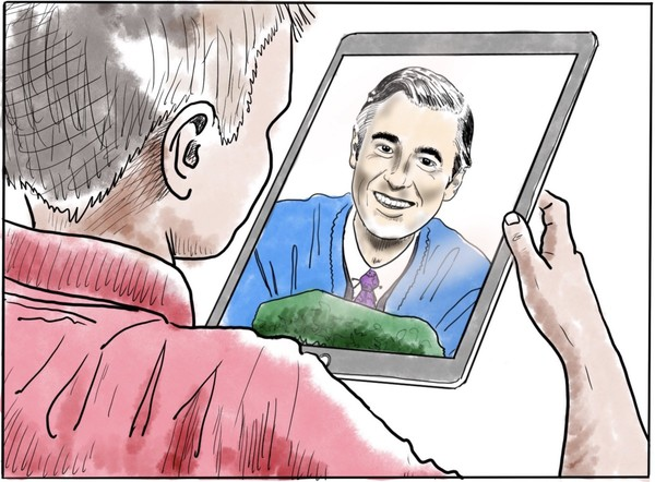 We need a Mr. Rogers for the digital age – Lance Ulanoff – Medium