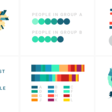 What to consider when choosing colors for data visualization