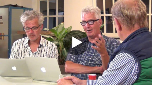 Pieter Hoff (Groasis) in Top Names - YouTube