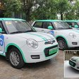 China tests DRIVERLESS car-sharing scheme | Daily Mail Online