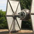 On a Turlock farm far, far away: a 14-foot 'Star Wars' ship