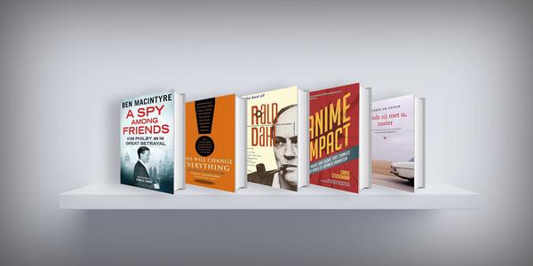 WANT Boeken: kille spionage, de toekomst, nostalgie en meer!