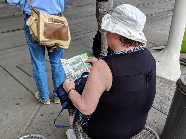 """Personenbezogene Daten: Liest gerne """"Das lustige Taschenbuch"""""""