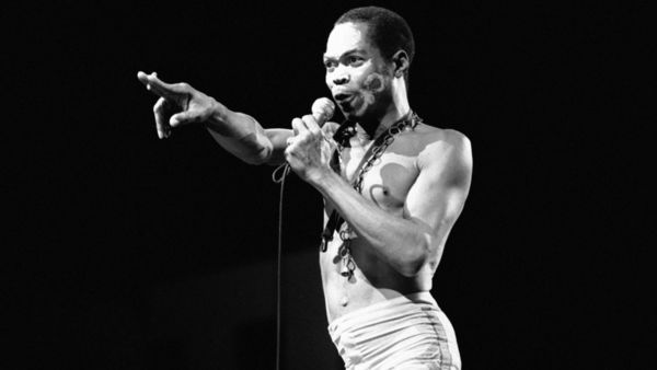 African Universities teaching International Law through Fela Kuti's Revolutionary Music