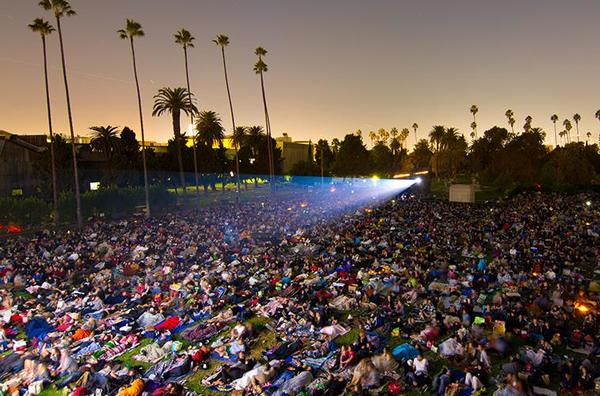 Every Outdoor Movie Screening in Los Angeles for 2018