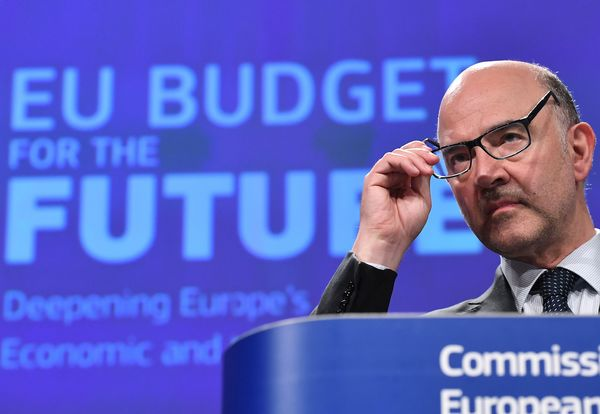 Eurocommissaris Moscovici