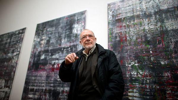 Gerhard Richter verschenkt 18 Kunstwerke, um damit Wohnungen für Obdachlose zu finanzieren