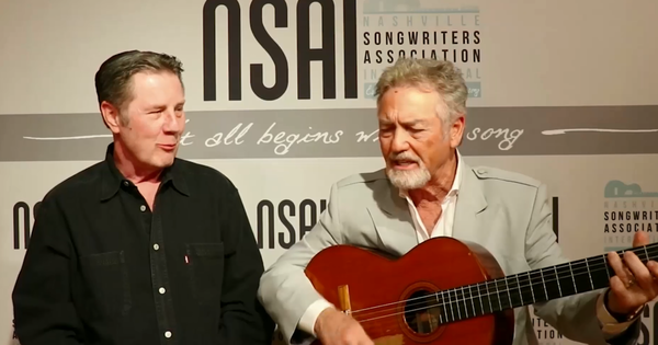 Story Behind the Song: Larry Gatlin's 'All the Gold in California'