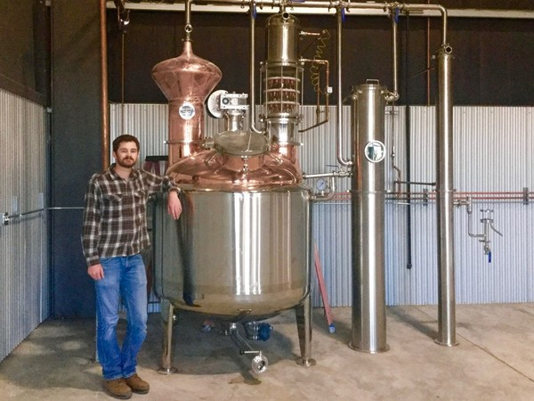 Paso Robles Press | Calwise Spirits launching Paso Robles home