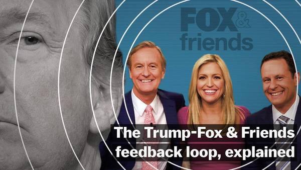 Ezra Klein - Donald Trump loves Fox & Friends. You can see...