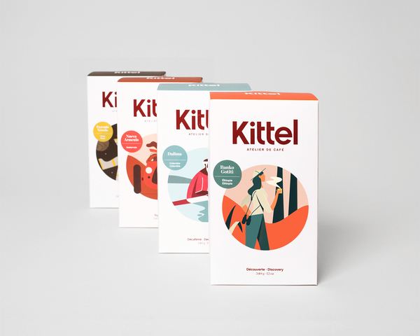 Coffee Design: Kittel In Montreal