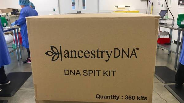 How private are your Ancestry DNA genetic testing results?