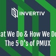 INVERTIV's End to End Product Management and UX Framework