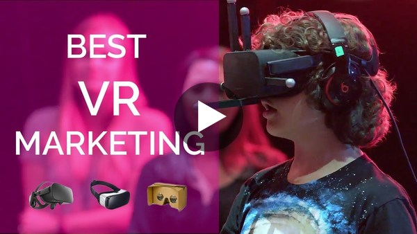10 Best Uses of VR in Marketing - YouTube