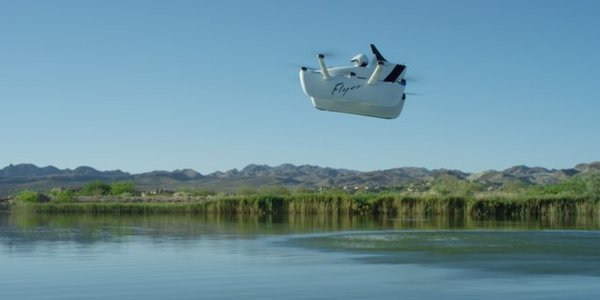 How Kitty Hawk's 'flying car' vehicle Flyer works: PHOTOS - Business Insider