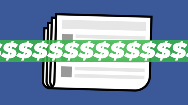 Facebook throws a bunch of cash into original news content