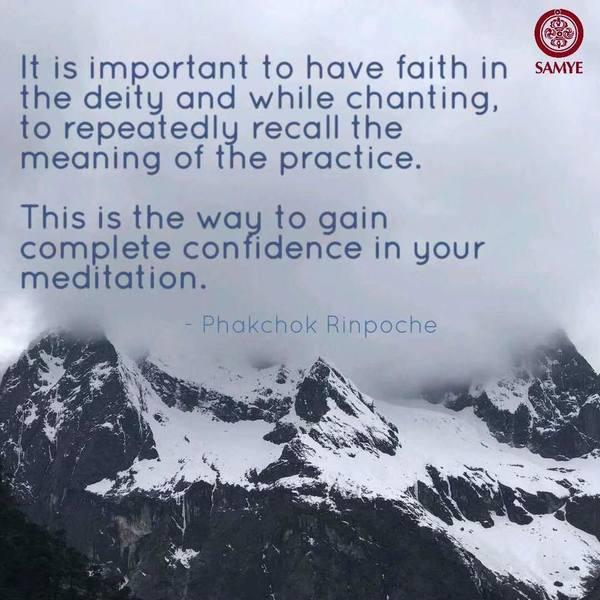 Kyabgön Phakchok Rinpoche | Facebook