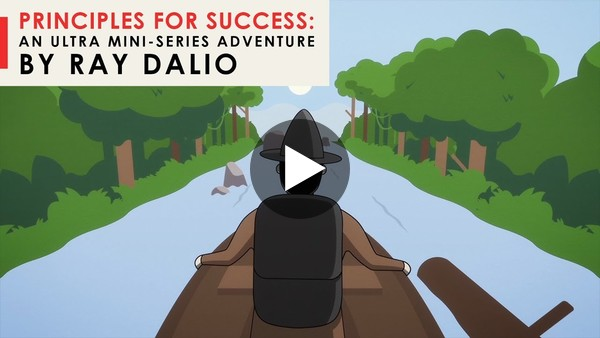 Principles For Success by Ray Dalio (In 30 Minutes) - YouTube