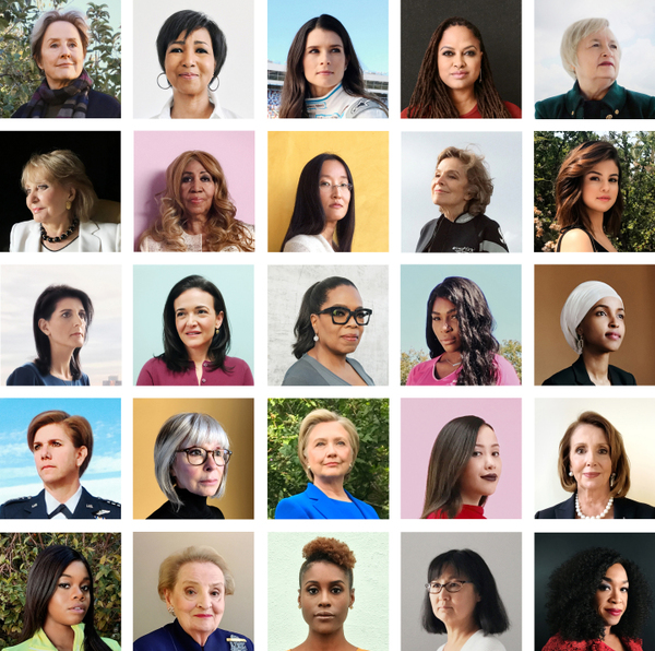 Women Leaders Who Are Changing the World