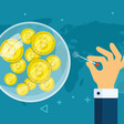 Bitcoin tikt opnieuw dieptepunt van afgelopen twee maanden aan