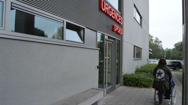 Le Centre hospitalier de Mouscron veut agrandir son service des urgences - Hospitaal Moeskroen breidt spoedafdeling uit