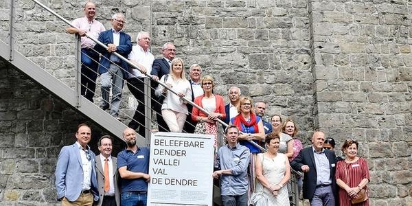 Du tourisme pour la Dendre dans le Pays vert - Samenwerking voor een groene Dendervallei