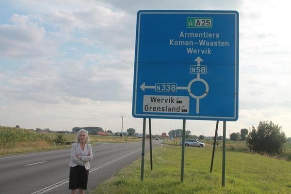 Il y a 20 ans: ouverture attendue de la E403 Tournai et Pecq-Armentières - Twintig jaar geleden gingen E403 naar Doornik én 'Pecq-Armentières' eindelijk open