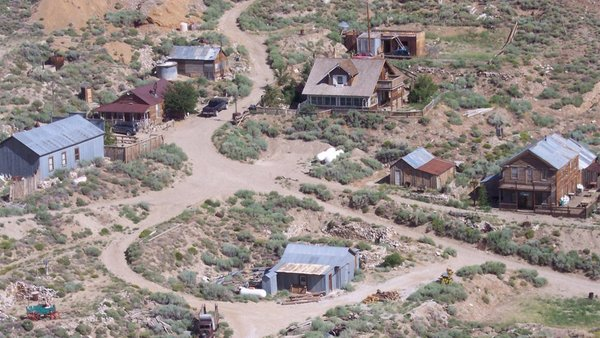 For Sale: Historic California Ghost Town | The Weather Channel