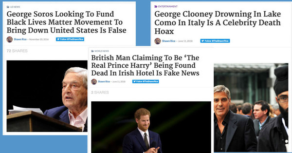 A Fact-Checker Hatched An Elaborate Scheme To Catch A Site That Was Stealing His Stories