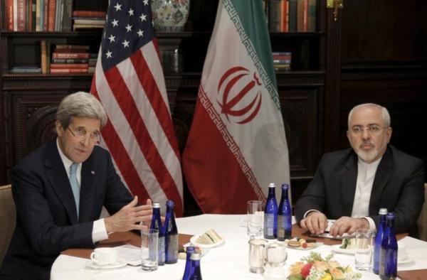 John Kerry was de drijvende kracht achter de Iran-deal (foto: Reuters)