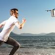 LeveTop: cilindrische drone volgt je overal