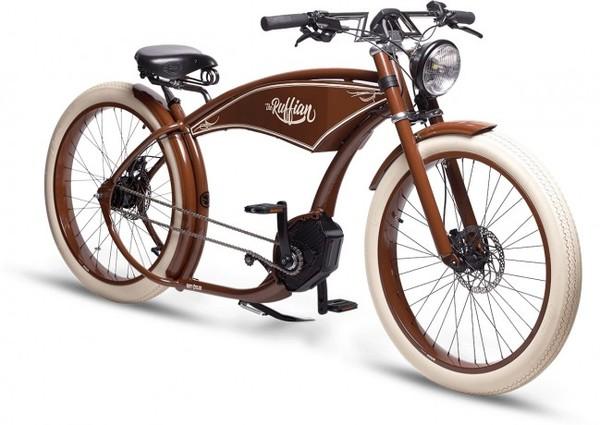 Vier toffe elektrische fietsen van Hollandse bodem