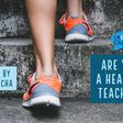 Are You A Healthy Teacher?